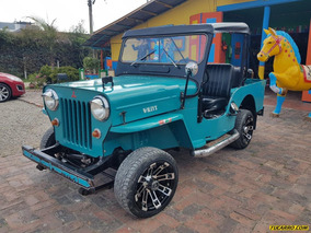 Jeep Willys Mitsubishi