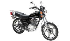Motocicleta Nueva Suzuki Gn125f
