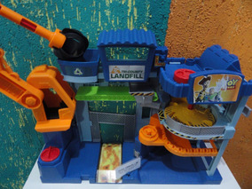 Imaginext Toy Story 3 Aterro Tri-county Mattel Original *