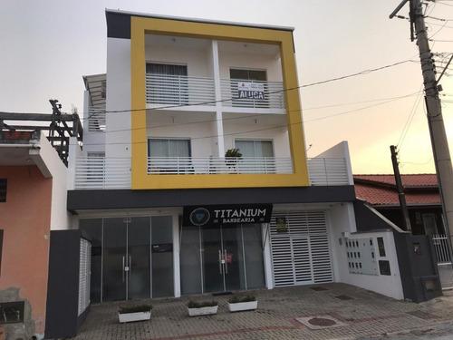 Apartamento Centro De Piçarras. 180 Metros Do Mar.(cod10704) - 35710704v