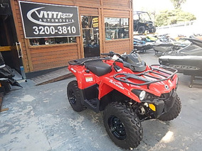 Can-am Quadriciclo Outlander 570 Ho. 2018
