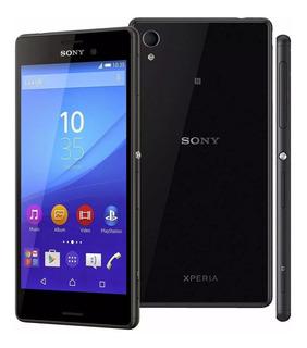 Sony Xperia M4 Aqua Dual 4g 16gb E2363 Preto Vitrine