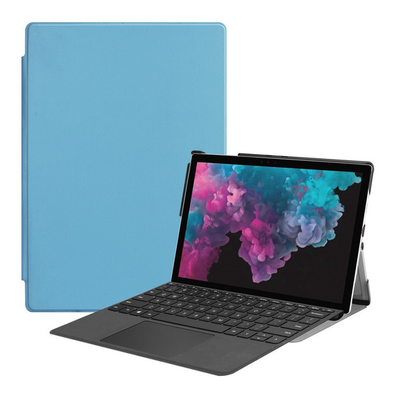 Capa De Suporte Folio Para Microsoft Surface Pro 6 2018 /pro
