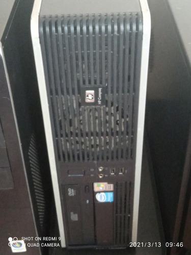 Computador Hp Intel Core 2 Pd - 4 Gb Ram -trabalho E Estudo
