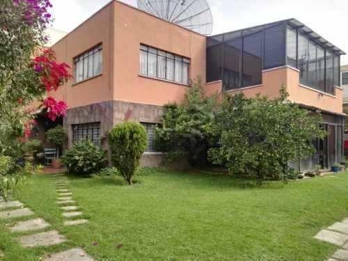 Venta Casa Amplia Con Jardín, En Lindavista