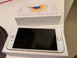 iPhone 6s - 32gb Dourado