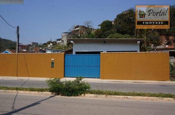Galpão Comercial À Venda, Jardim Santa Maria, Campo Limpo Paulista. - Ga0004