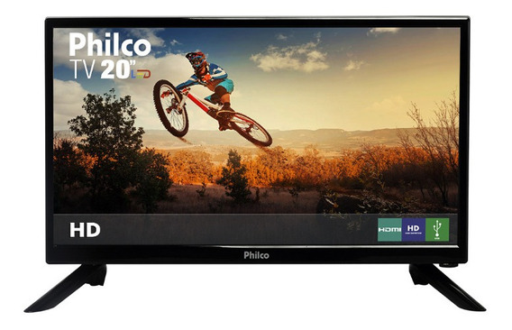 Tv Hd Philco 20 Polegadas Seminova Com Conversor Digital