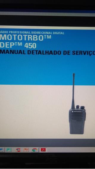 Manual De Serviço Dep450