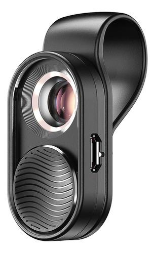 Apexel Apl-ms001 Mini Microscópio Portátil Smartphone 100x
