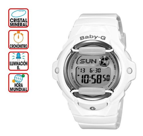 Imagen 1 de 4 de Reloj Casio Baby-g Splash Bg-169r-7a