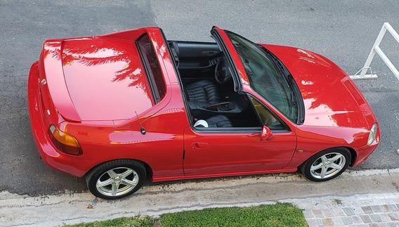 Honda Crx 1.6 Del Sol Impecable!!!!!