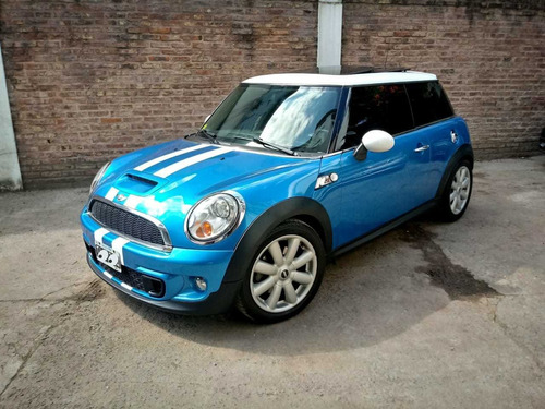 Mini Cooper S 2009 1.6 Pepper