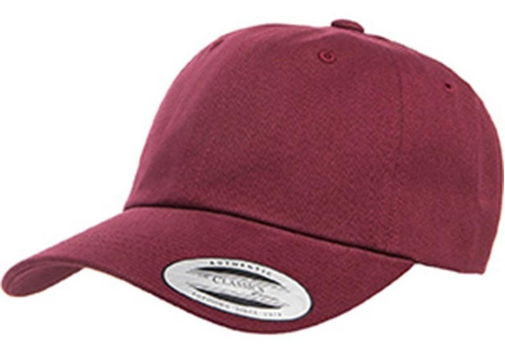 Gorro 6245pt Yupoong Classic Peacched Cotton Twill Dad Hat
