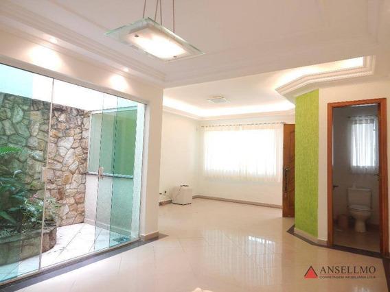 Sobrado Com 4 Dormitórios À Venda, 200 M² Por R$ 850.000 - Nova Petrópolis - São Bernardo Do Campo/sp - So0771