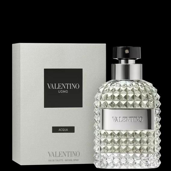Perfume Valentino Uomo Acqua Edt 125ml
