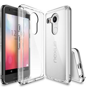 Case Ringke Fusion LG Nexus 5x - Capa Premium Original