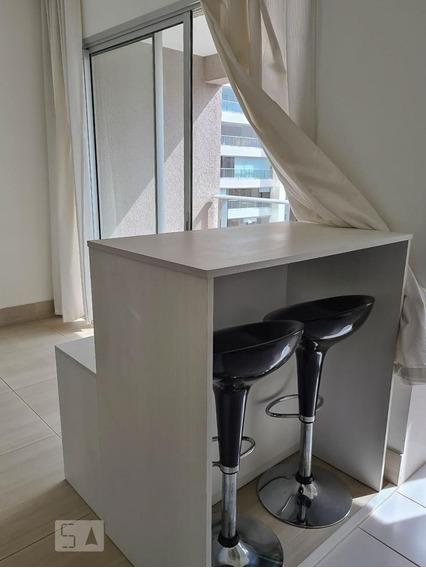 Apartamento Para Aluguel - Brooklin, 1 Quarto, 33 - 893075587