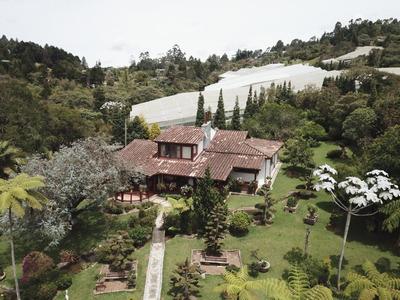 Villa Bonsai En Guarne Propiedad En Venta Espectacular