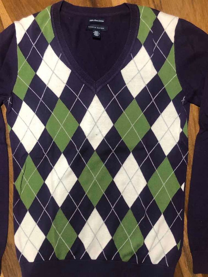 Sweater Hilo Mujer Tommy Hilfiger Talle S