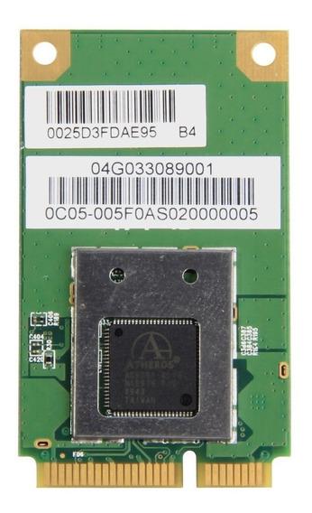 Adaptador Wireless Mini Pci Atheros Ar5b91
