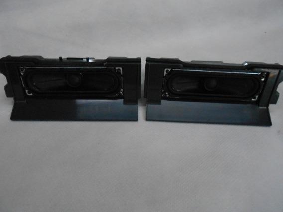 Placa Par Alto Falante Samsung Un32j4300 Un32j4300ag