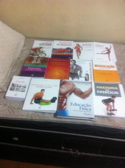 Livros De Educação Fisica