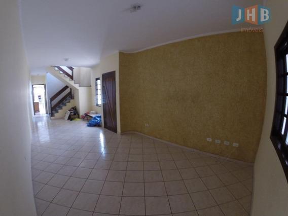 Sobrado Residencial À Venda, Jardim Oriente, São José Dos Campos. - So0482