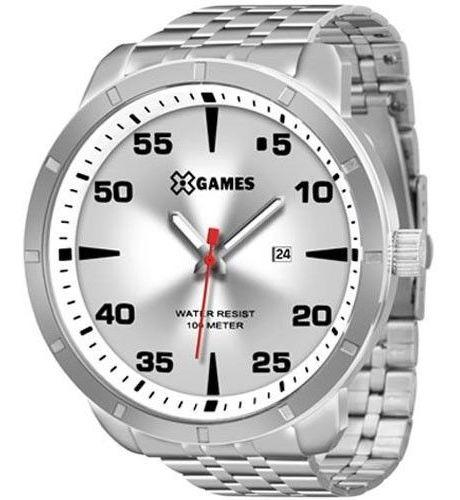 Relógio Masculino X Games Xteel Xmss1033-s2sx