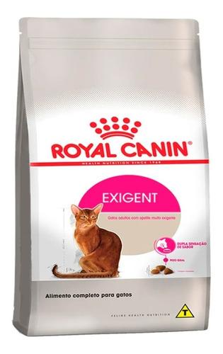 Ração Royal Canin Exigent 35/30 Gatos Adultos 10,1kg