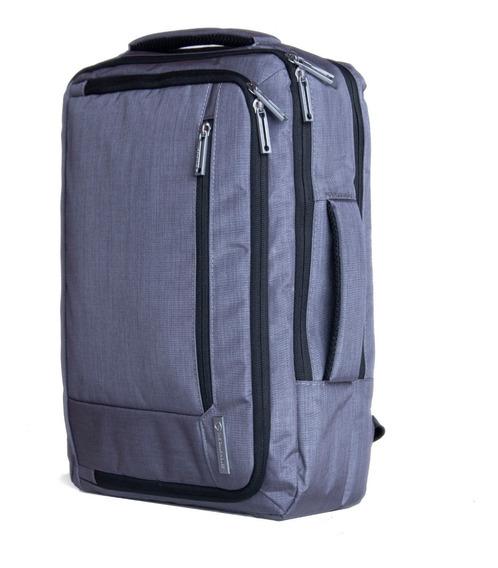 Mochila Maletin Notebook Negocios Viaje Elegante Premium Usb