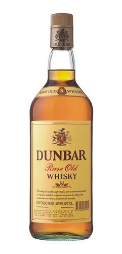 Botella Whisky Dunbar 1 Litro