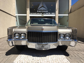 Cadillac Deville 1970 7.7 V8 Convertible - Raríssimo