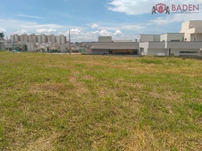 Terreno - Condomínio Real Park - Sumaré, Sp - Te00359