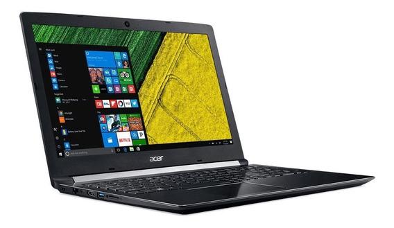 Notebook Acer 51ux Tela15.6hd,intel I5 7200u,8gb Ddr4,hd1tb