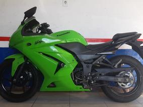 Kawasaki Ninja 250r 2010 Financio Sem Entrada Ou No Cartão