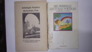 Mis Primeras Lecturas Poéticas