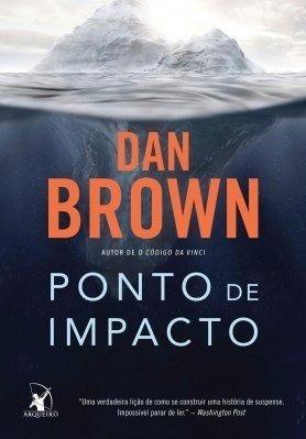 Livro Dan Brown Ponto De Impacto