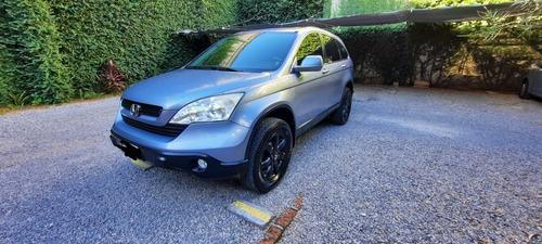 Honda Cr-v 2.4 Ex L At 4wd 2009