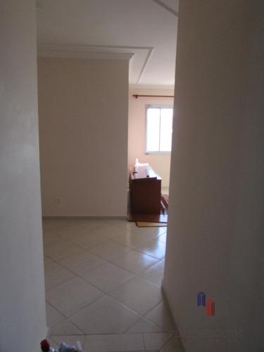 Apartamento À Venda Em Vila Alzira - Ap008122