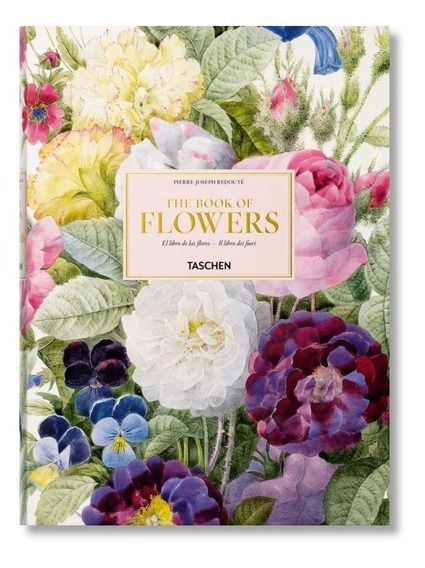 The Book Of Flowers - Taschen