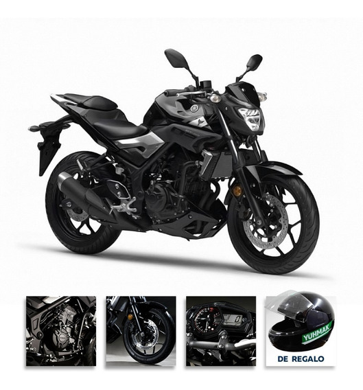 Yamaha Mt-03 - Yuhmak Motos