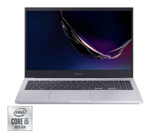Notebook Samsung Book X40 Intel Core I5-10210u 8gb 1tb Mx110