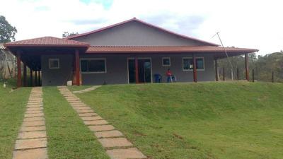 Casa Em Condomínio Com 4 Quartos Para Comprar No Centro Em Jaboticatubas/mg - 39730