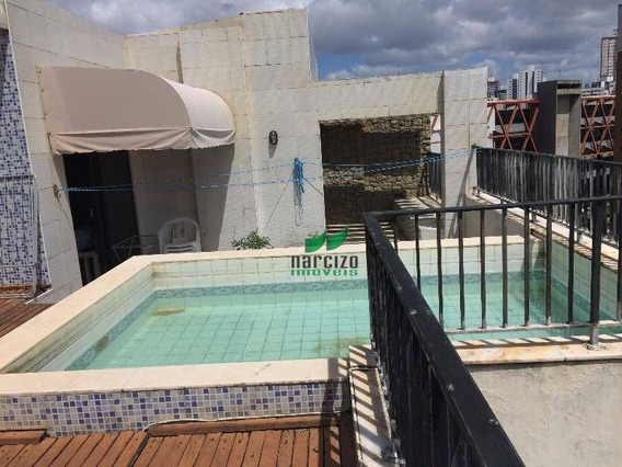 Cobertura Residencial À Venda, Armação, Salvador - Co0007. - Co0007