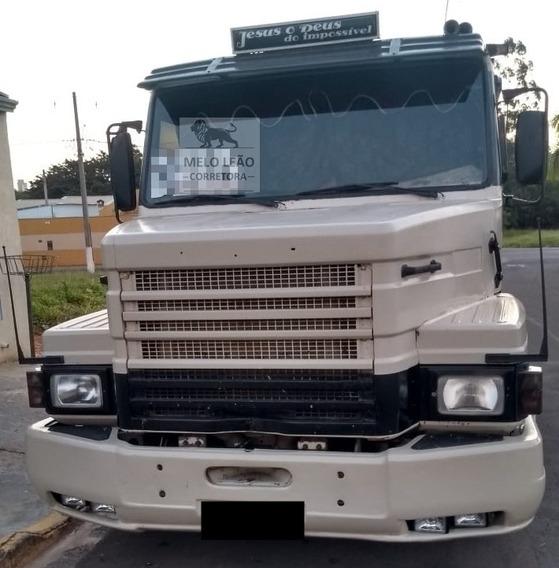 Scania R-112 Hs 4x2 - 88/88 - Cavalo Toco, Cabine Leito