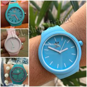 Relógio adidas Feminino Masculino Colors Sport + Bt Extra!!