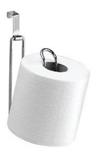 Porta Rollo Papel Higienico Para Mochila Cromado Novedad