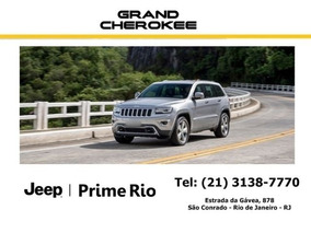 Jeep Grand Cherokee Limited 4x4 3.0 Turbo V6 24v, Gcherok
