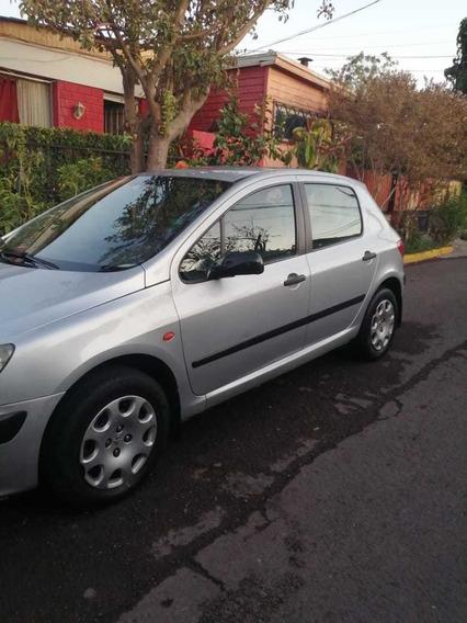 Peugeot 307 1.6sedan,5puertas